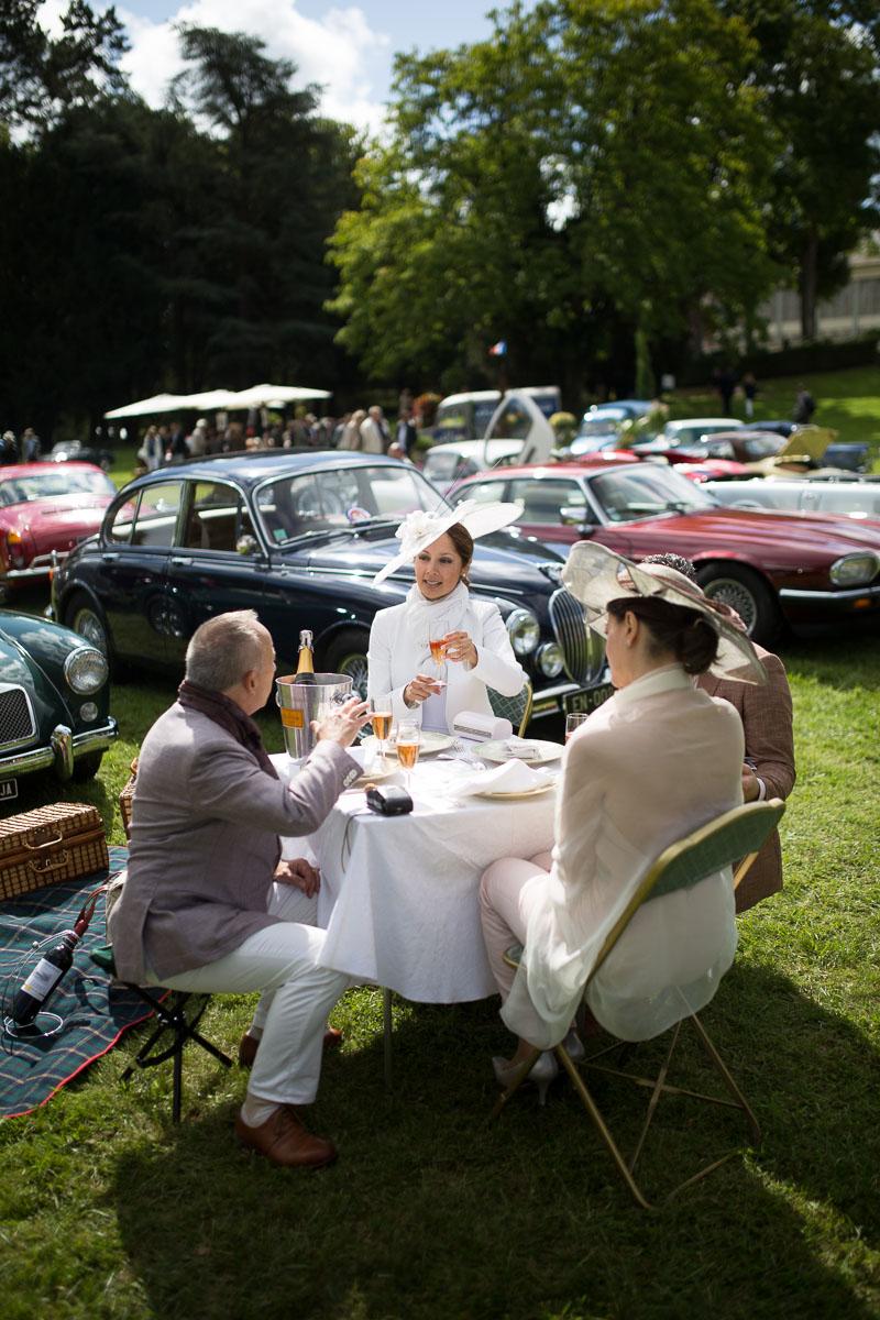 Concours d'élégance automobile de Chantilly